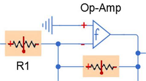 definition of temperature dependent resistor analog circuit with temperature dependent resistor file exchange matlab central