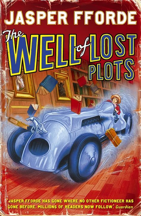 Thursday Three Books With Formats by The Well Of Lost Plots Thursday Next Book 3 Hodderscape