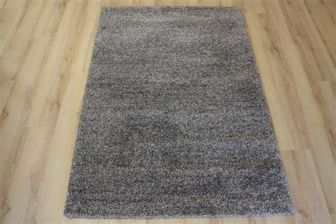 joop teppiche rug mehari ragolle 23500 uni 4258 grey black mix 80x150 cm