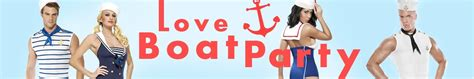 love boat theme dress up sailor captain nautical costumes for your theme party