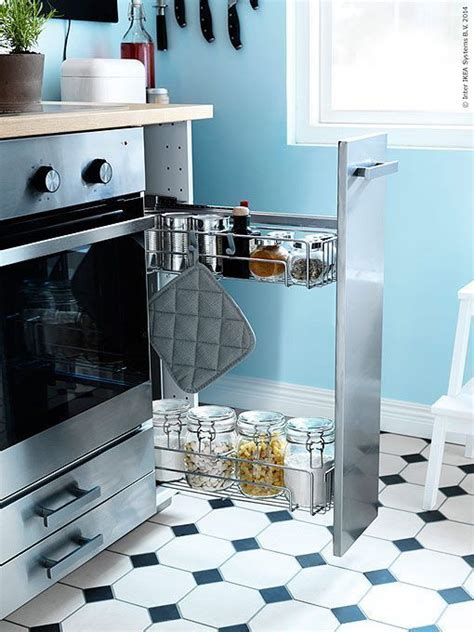 como decorar un baño con cajones muebles auxiliares de cocina ikea