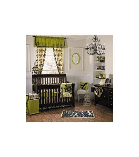 Cocalo Crib Bedding Sets by Cocalo Couture Harlow 4 Baby Crib Bedding Set
