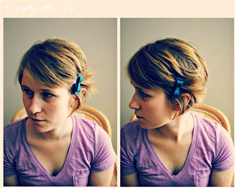 differnt styles to cut hair how to style short hair