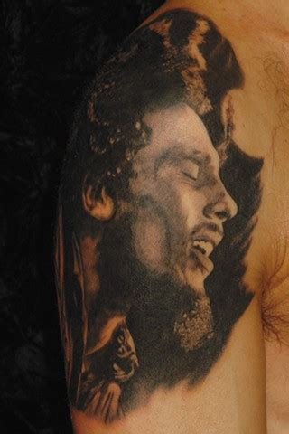 8th day tattoo 8th day bob marley