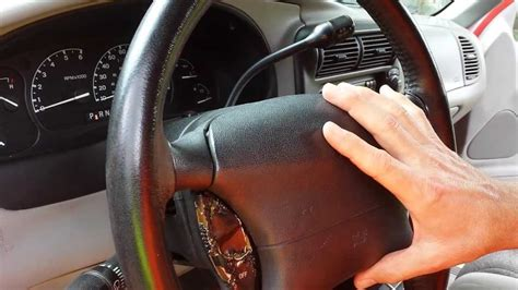 cruise control switch replacement   ford