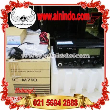 Icom M710 ssb icom m710 harga ssb icom m710 jual ssb icom m710
