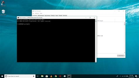 open  elevated command prompt  windows