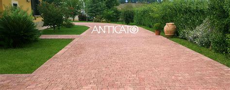 pavimento autobloccanti pavimenti autobloccanti anticato senini