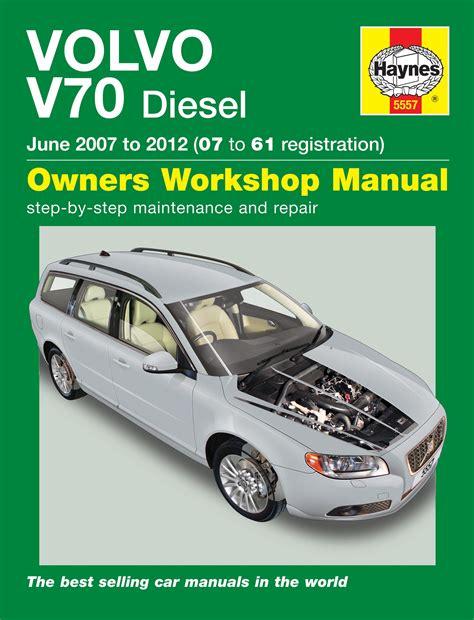 online car repair manuals free 2010 volvo xc70 security system volvo v70 diesel 2007 2012 instrukcja napraw haynes