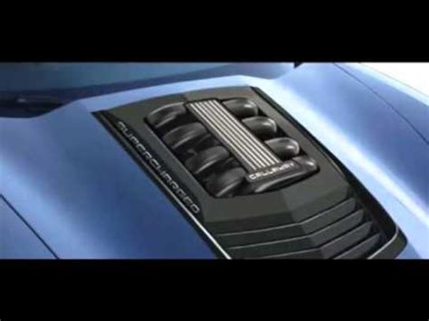 2014 chevy corvette stingray supercharged by callaway