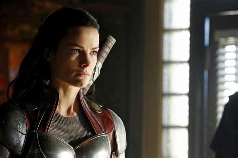 jaimie alexander confirms thor 3 and that s she s sneak peek more lady sif from quot agents of s h i e l d quot