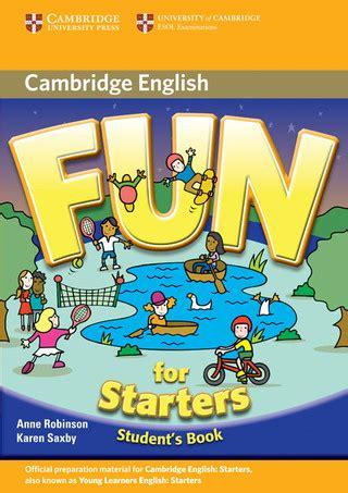 libro cambridge english starters libros preparaci 243 n ex 225 menes cambridge cambridge university press espa 241 a