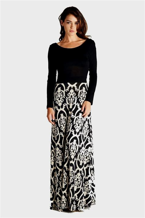 Dress Maxi Lucia Dress Black White maxi dresses with 3 4 sleeves naf dresses