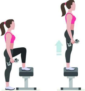 step up on bench step ups on bench 28 images strength training for