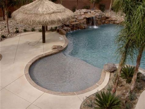 images  concrete pool stain ideas