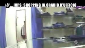 sedi provinciali inps all inps i dipendenti fanno shopping durante il lavoro