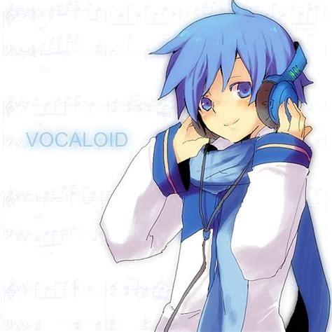 imagenes de kaito kawaii kaito vocaloid picture