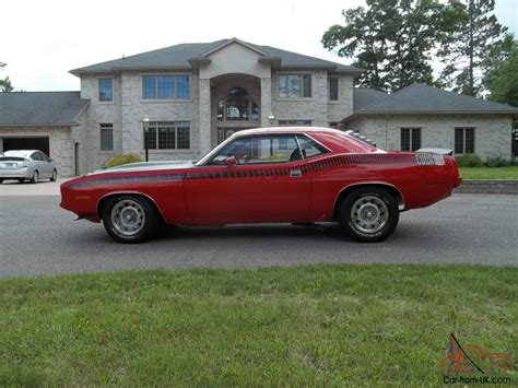 rare muscle cars 1970 plymouth aar cuda rare muscle car