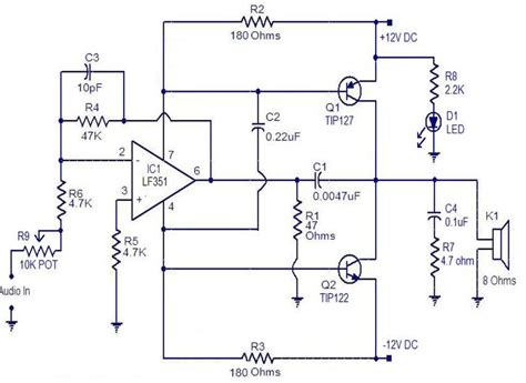 transistor lifier output stage discrete rail to rail output stage page 1