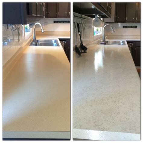 rustoleum countertop colors painted my countertops with rustoleum countertop coating