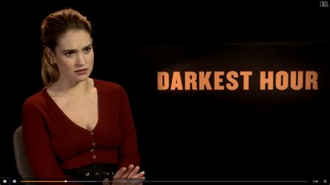darkest hour elizabeth layton lily james online your source for all things lily james