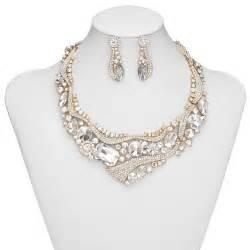 bridal jewellery bridal jewellery set rhinestone wedding jewelry set