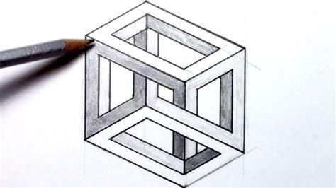 ilusiones opticas faciles de hacer a mano c 243 mo dibujar ilusiones 243 pticas sin ser un experto y de