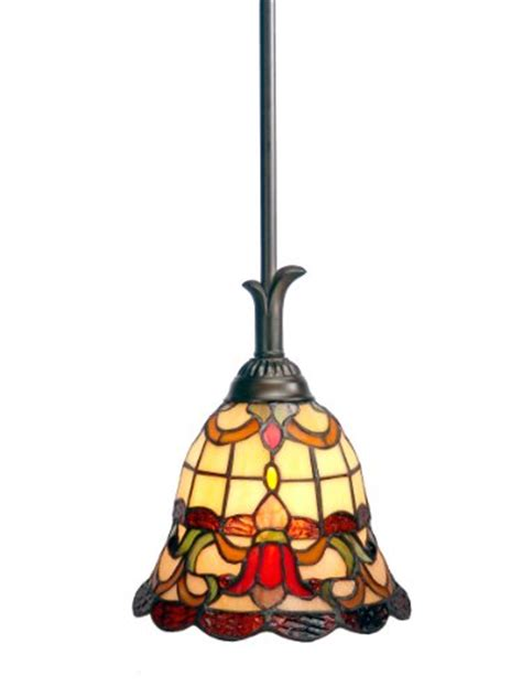 tiffany hanging l shade dale tiffany th70101 freeport mini pendant light antique