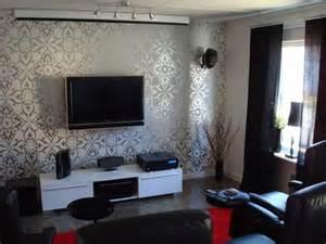 Small Full Bathroom Design Ideas Basement Living Room Wallpaper Ideas 4 Home Ideas