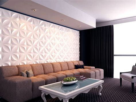 Living Room Wall Panels Interior by 6 Easy Diy Wall Covering Materials Bring Your Wall To