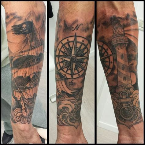 compass tattoo under arm compass tattoos tattoo designs tattoo pictures page 12