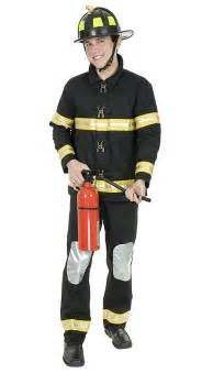 picture of a fireman industry exercises middle age