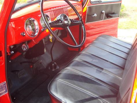 Consign It Home Interiors by 1954 Chevrolet 3100 Pickup 113076