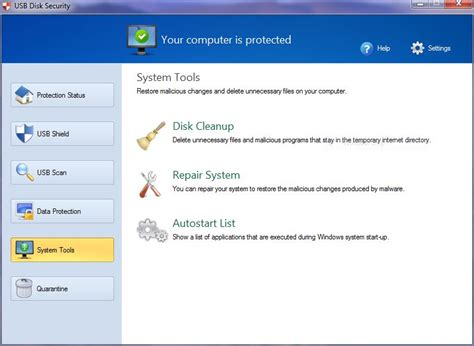 Disk Cctv secure your pc from usb viruses using usb disk security