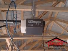 Automatic Barn Door Opener Pole Building Misc Design Options Tam Lapp Construction Llc