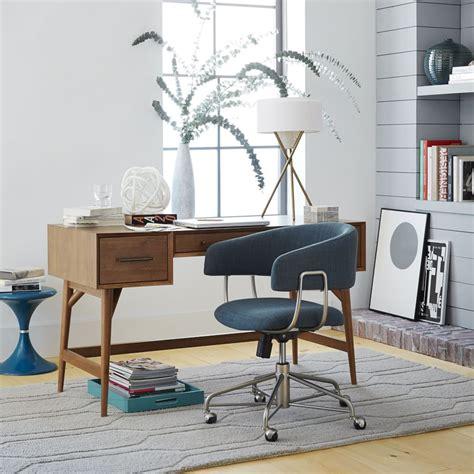 midcentury desk chair mid century desk acorn west elm uk
