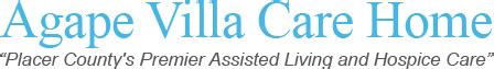 agape villa care home assisted living dementia