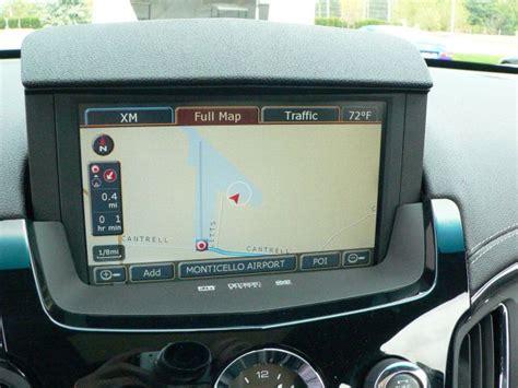 2010 cadillac cts navigation system 2011 cadillac srx navigation icons