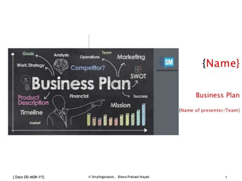 business plan template for app business plan template