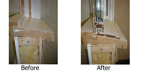 how to replace an interior window sill replacement windows interior trim replacement window