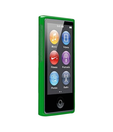 Best Buys Apple Ipod Nano And Chocolate Gift Set For Mothers Day by Buy Amzer 94919 Gloss Tpu Translucent Green For Ipod