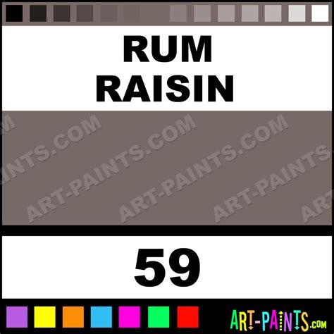 rum paint rum raisin shimmer glitter paints 59 rum