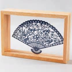 handmade home decor paper laser cut picture wood photo