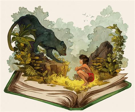 the best jungle the jungle book by picolo kun on deviantart