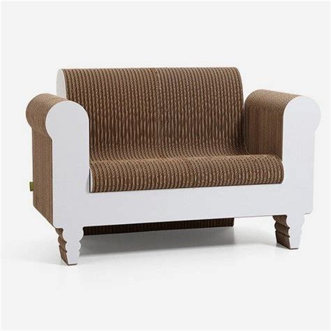 Recycle Sofa by 25 Best Ideas About Cardboard Furniture On