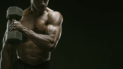 muscle and fitness 5 best dumbbell strength training exercises muscle fitness