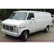 1988 GMC Van  Information And Photos MOMENTcar