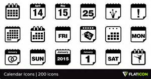 Resume Xml by Calendar Icons 200 Free Icons Svg Eps Psd Png Files
