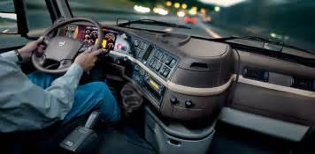 Volvo Semi Truck Interior How Volvo Is Providing A Productive Vnl Semi Series