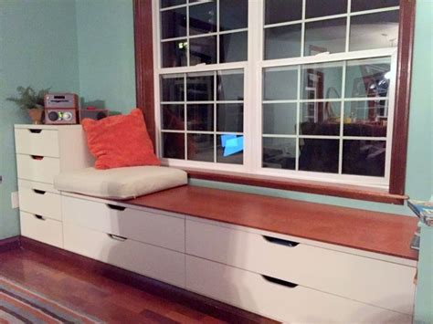 ikea hack window seat 297 best ikea hacks images on pinterest ikea hackers